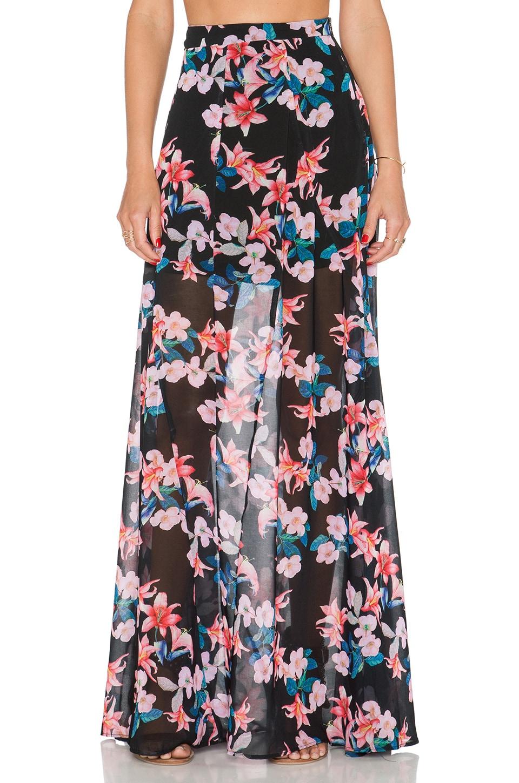 Show Me Your Mumu Princess Di Ballgown Skirt in Honolumu
