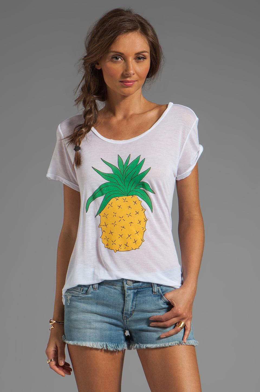 Show Me Your Mumu Graphic Walker Tee in Pineapple