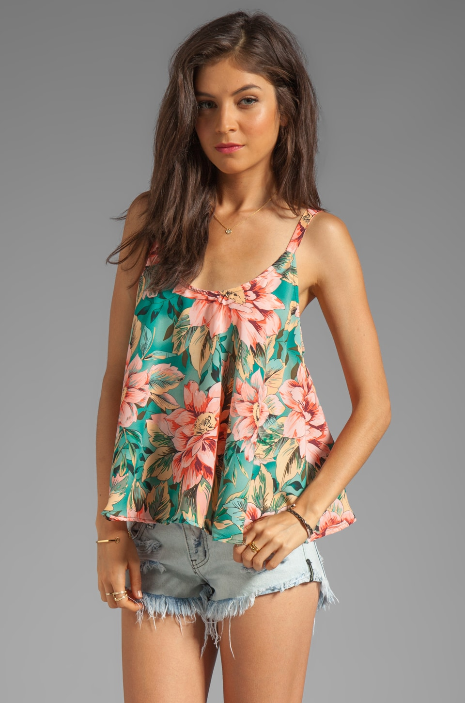 Show Me Your Mumu Sarah Swing Tank in Tommy & The Band