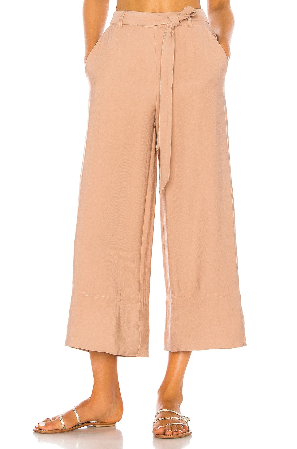 Shaycation x REVOLVE Lola Pant in Taupe