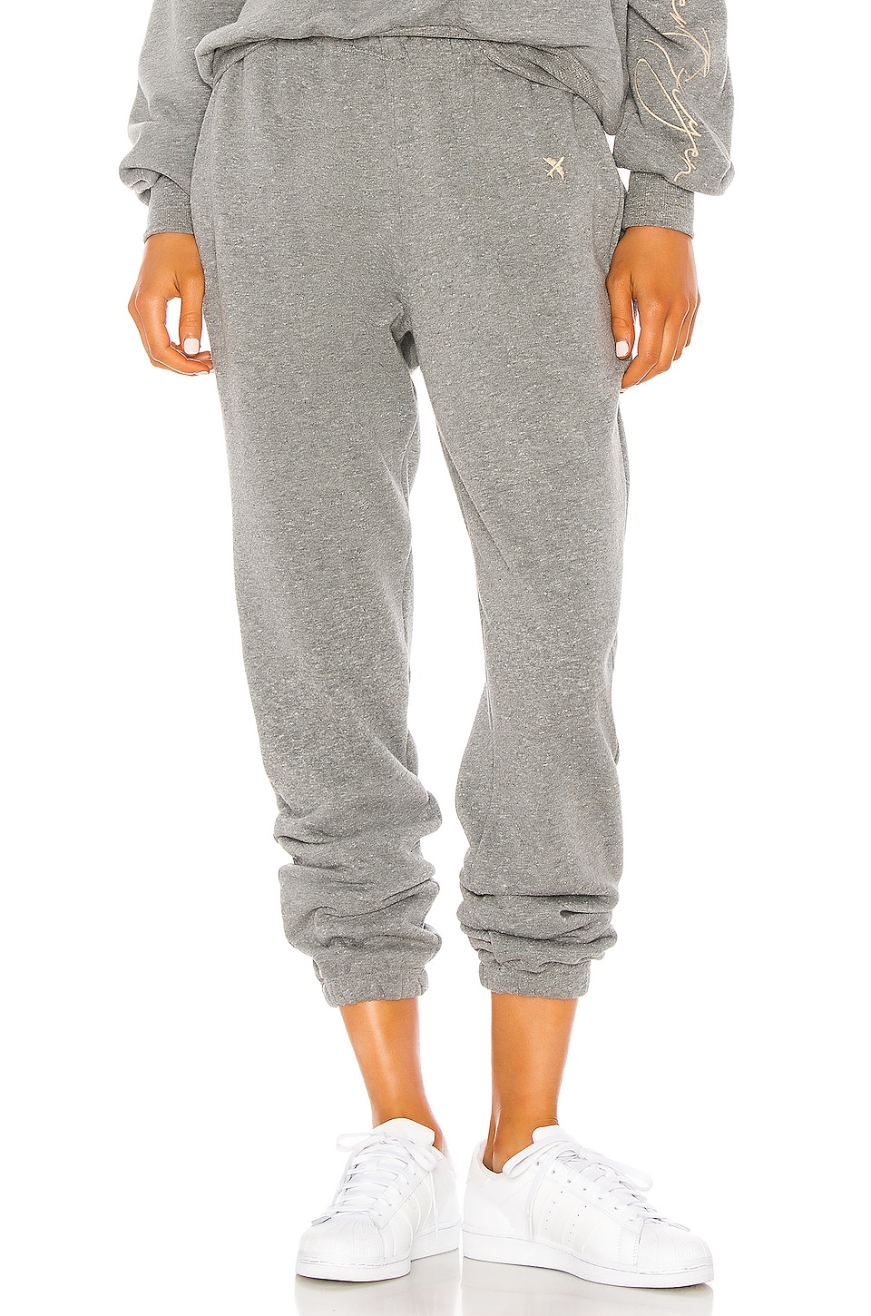 Shaycation x REVOLVE Frequent Flyer Sweatpant in Heather Grey