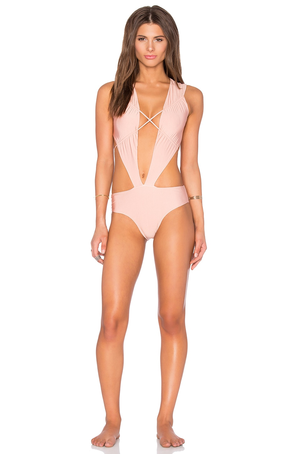 Sinesia Karol Brooke One Piece in Penny