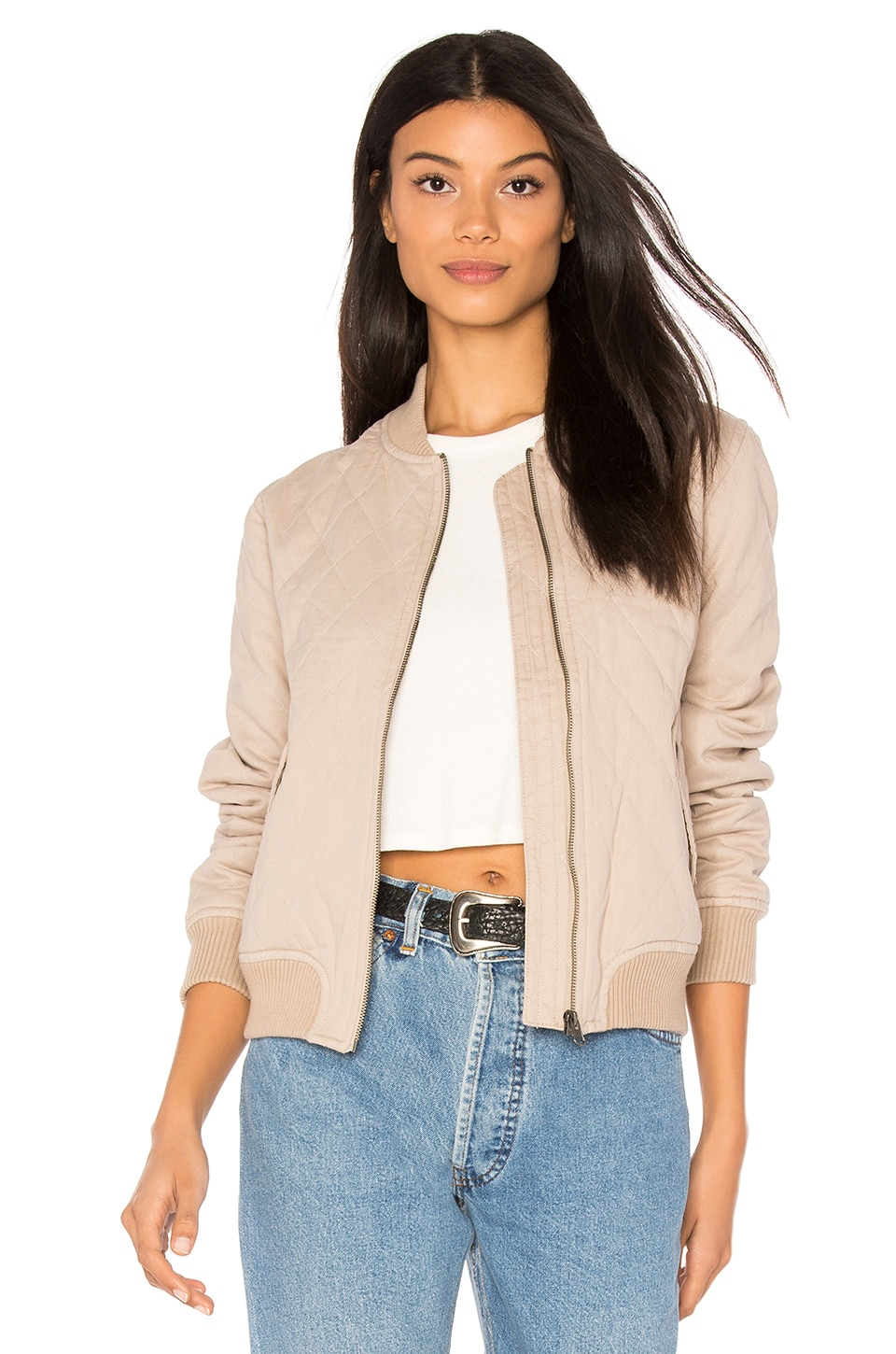 Girl Bomber by Sincerely Jules