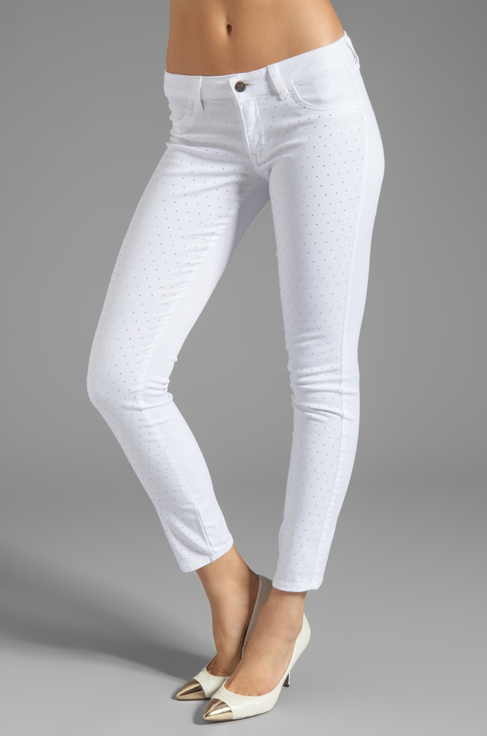 Siwy Hannah Skinny Jean in Shine Bright