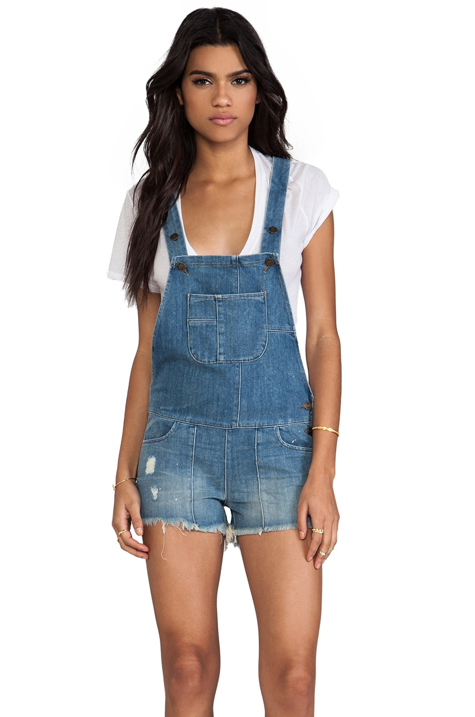 Siwy Jessie Overalls in Cruising Around