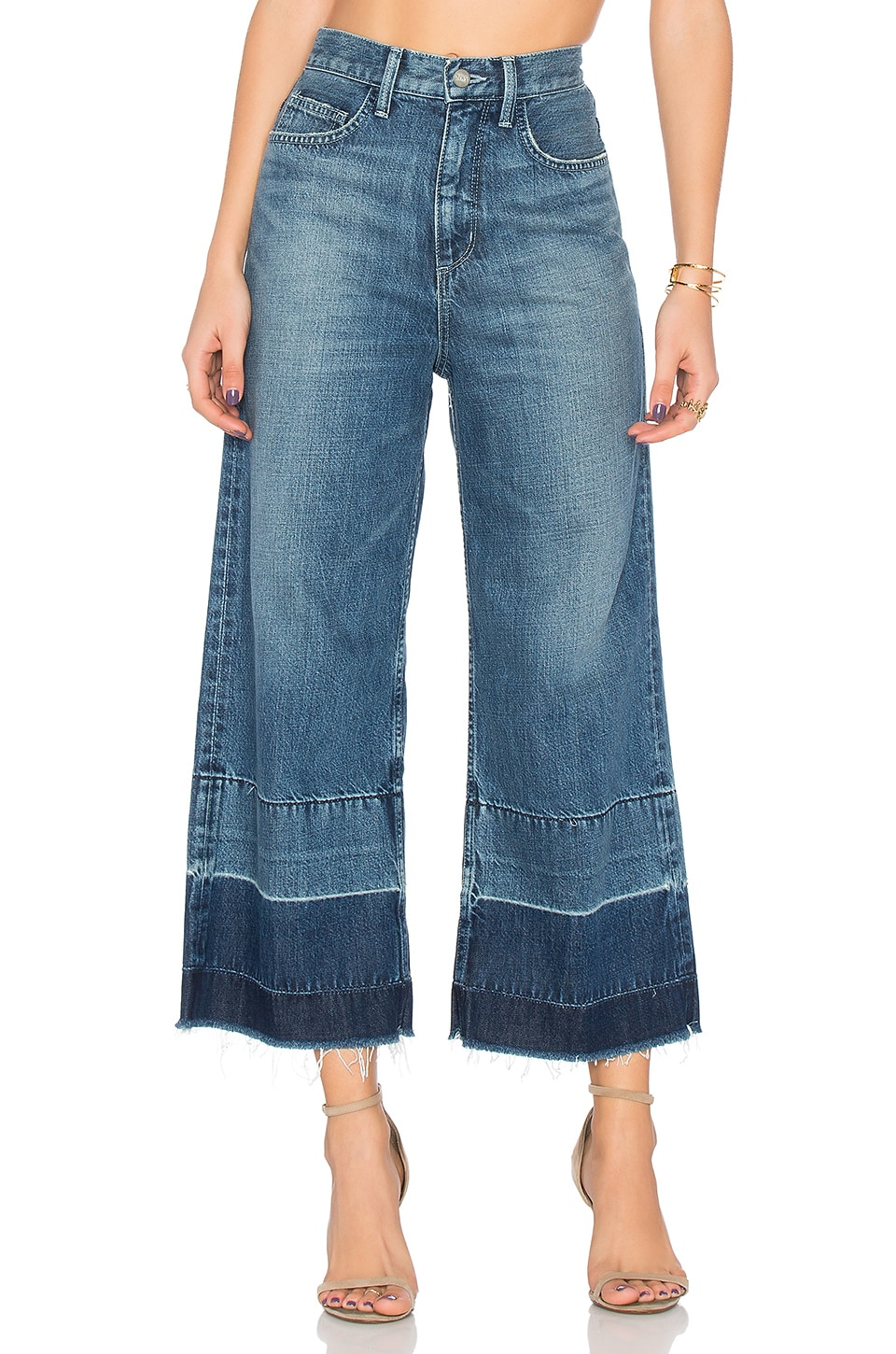 May Wideleg Jean by Siwy