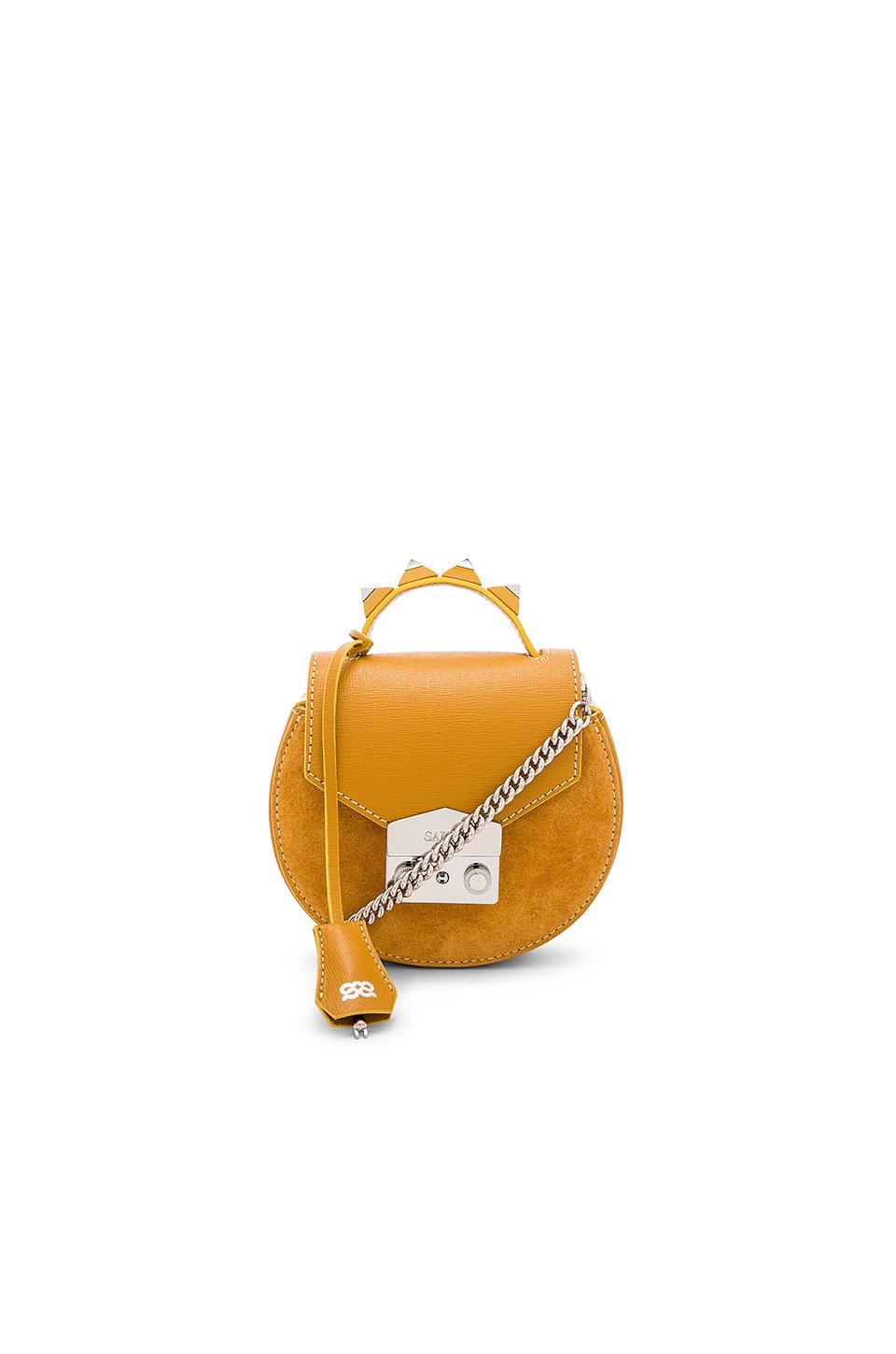 SALAR Carol Bag in Ochre