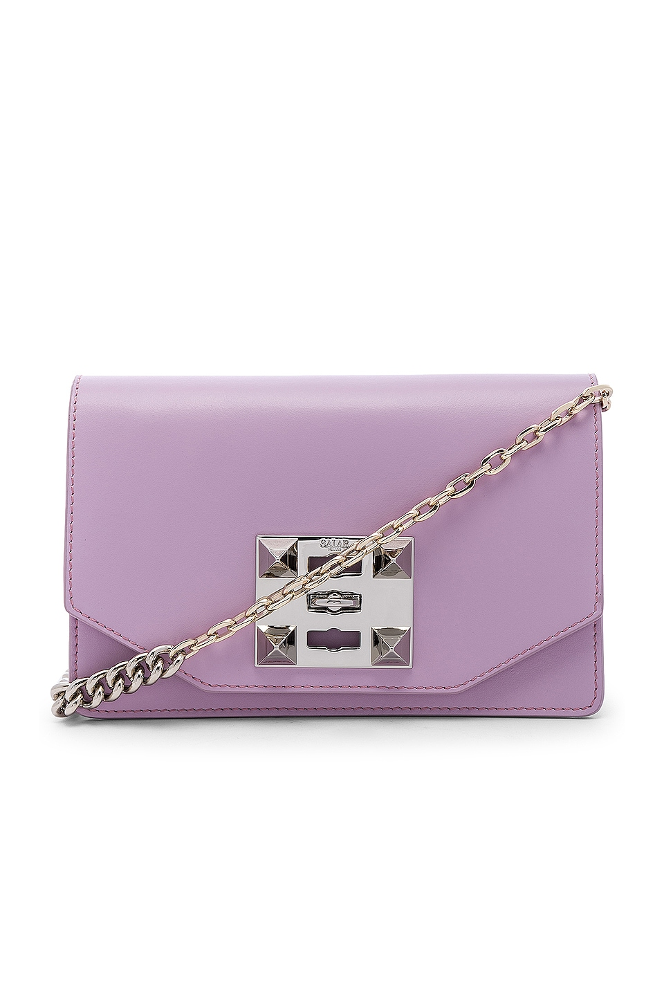SALAR Kio Chain Bag in Lilac