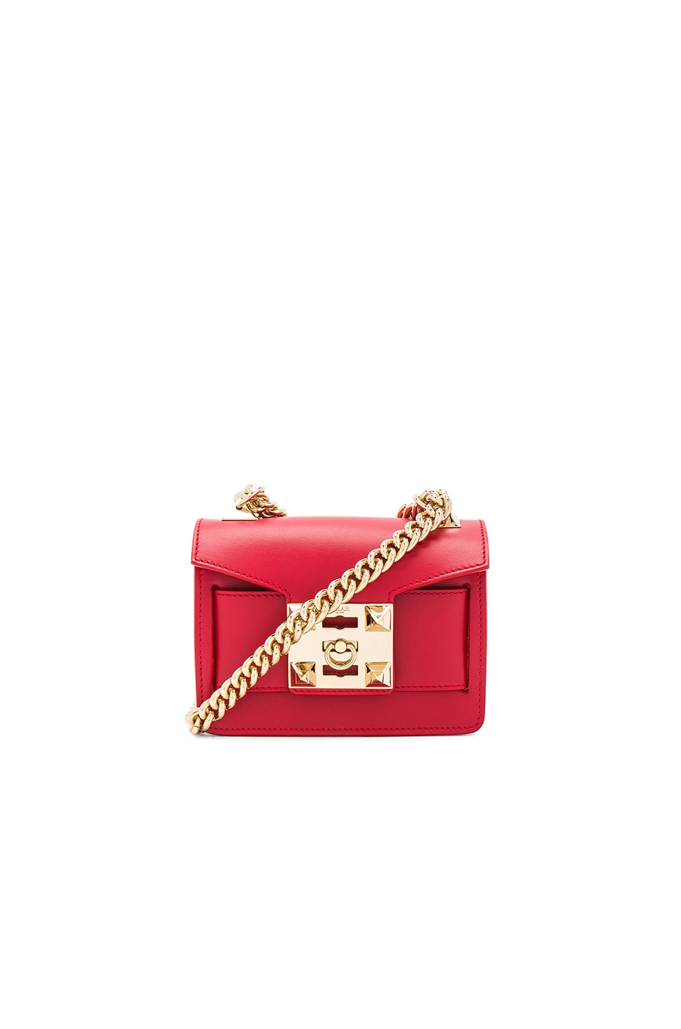 SALAR Gaia Bag in Red