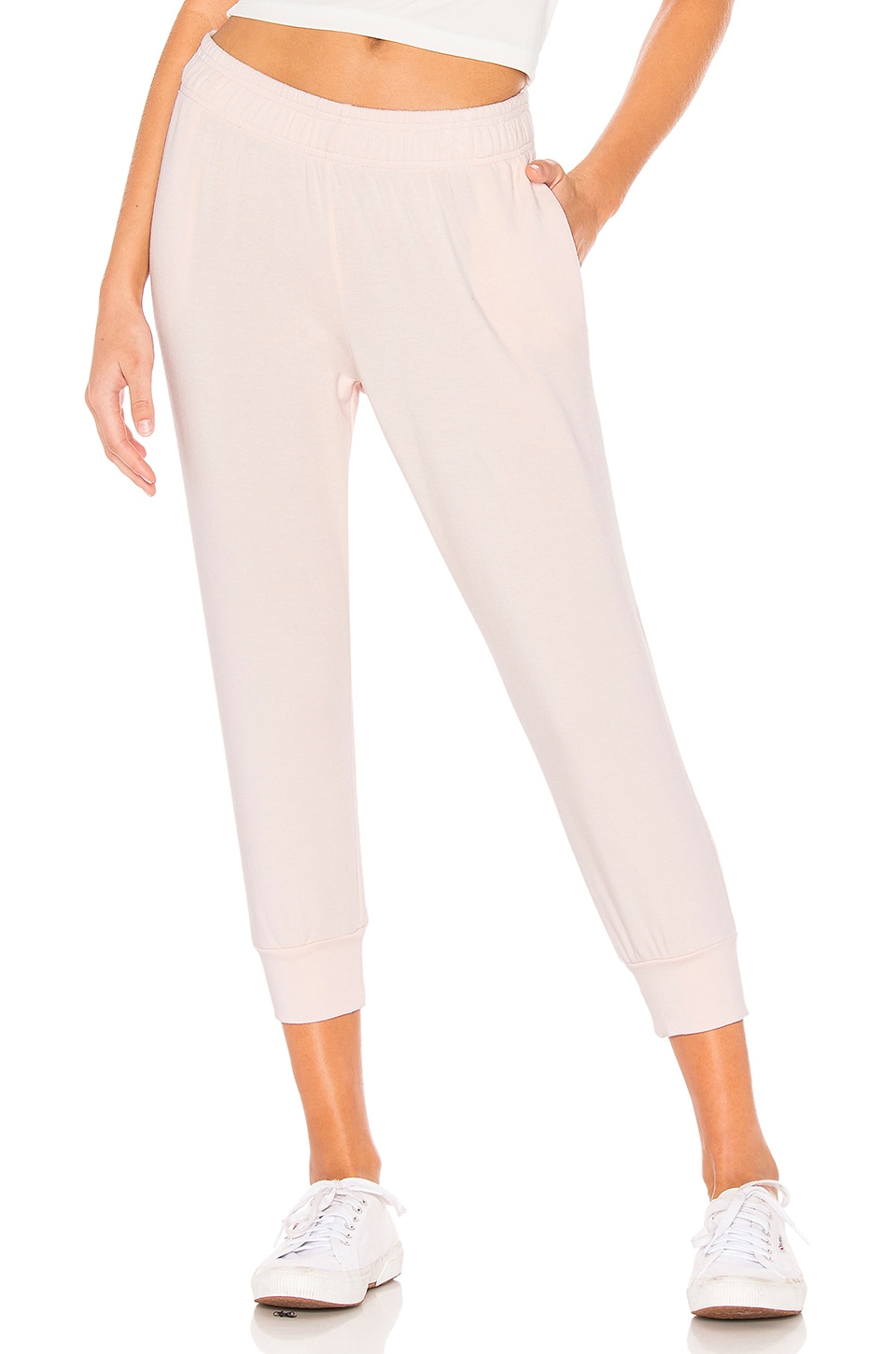 Selkie The Vintage Jogger in Bunny