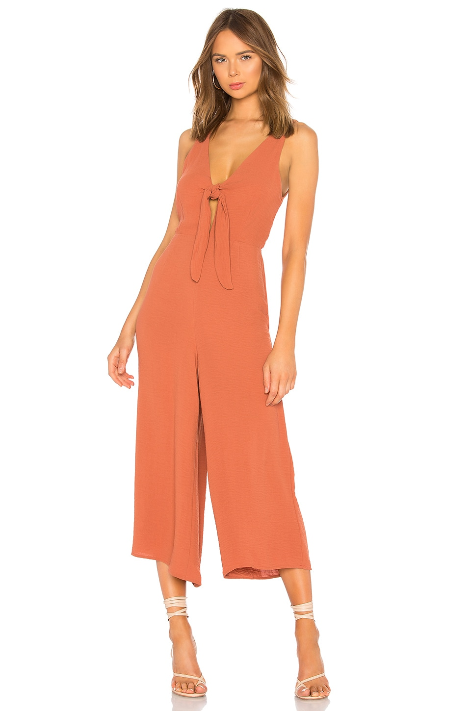 Somedays Lovin Under The Moon Jumpsuit in Rose