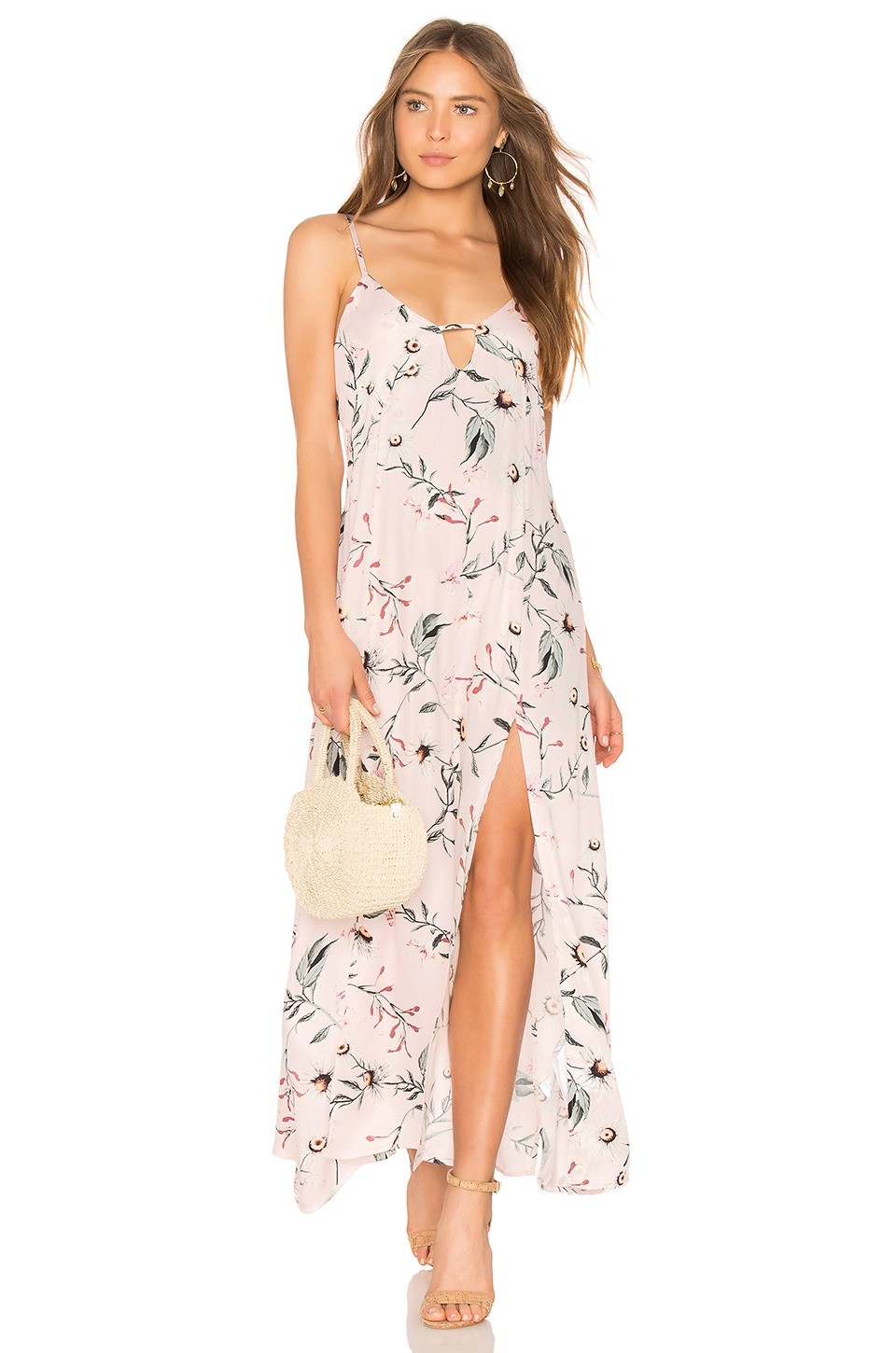 LOVERS SOAR MIDI DRESS