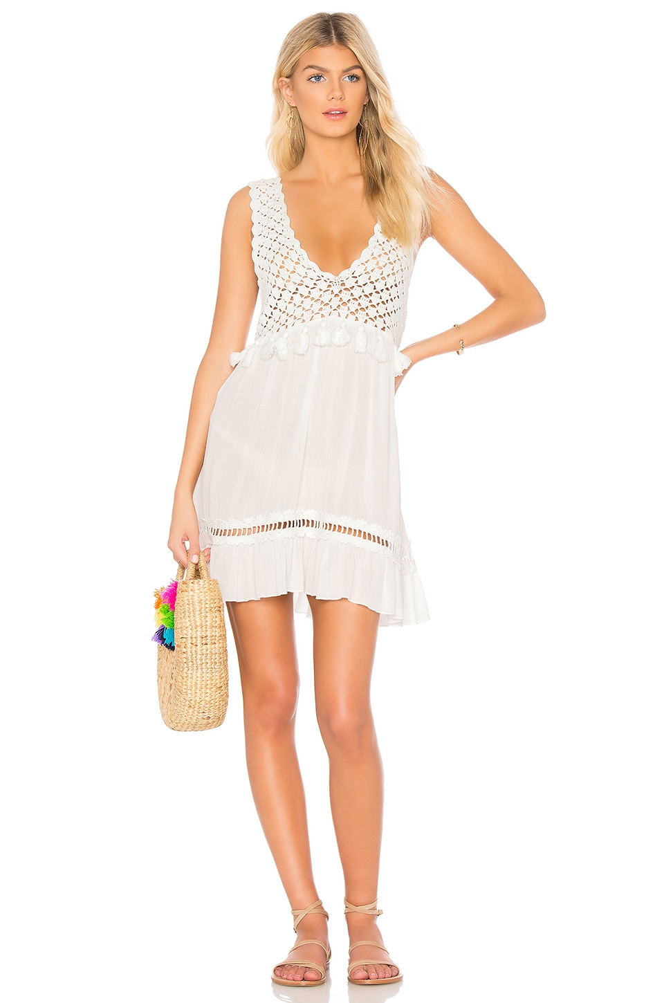 Mystifying Crochet Dress