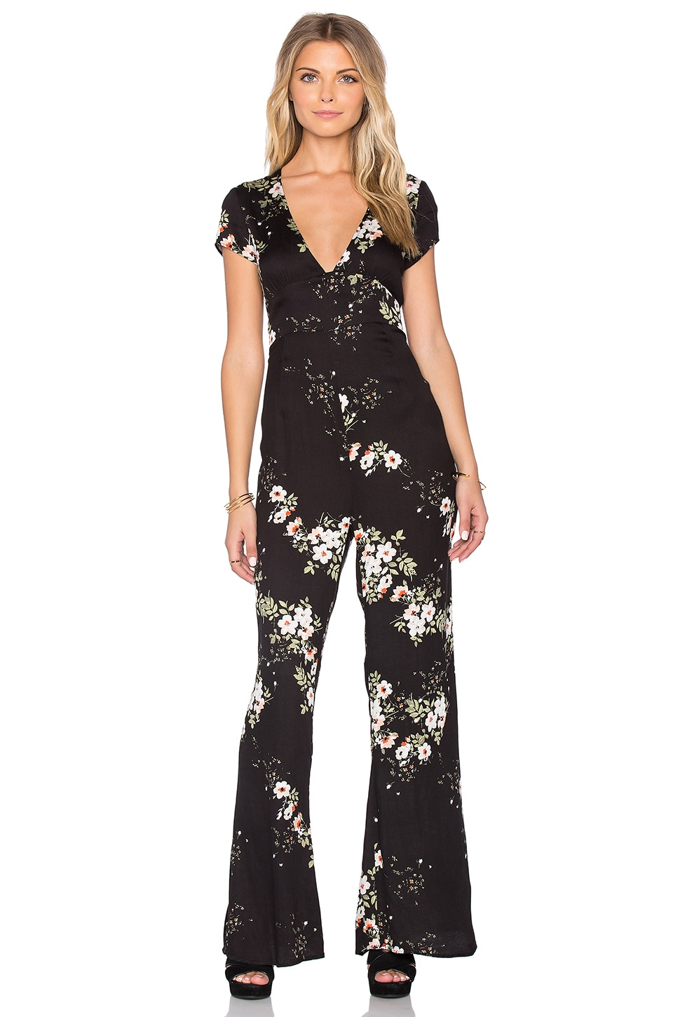 Somedays Lovin Isle of Sky Jumpsuit in Multi