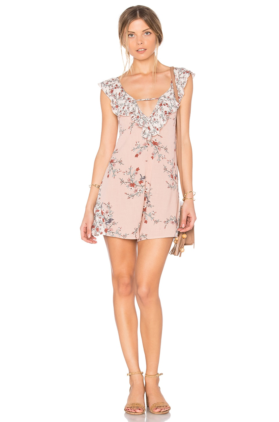 Sweet Sakura Playsuit
