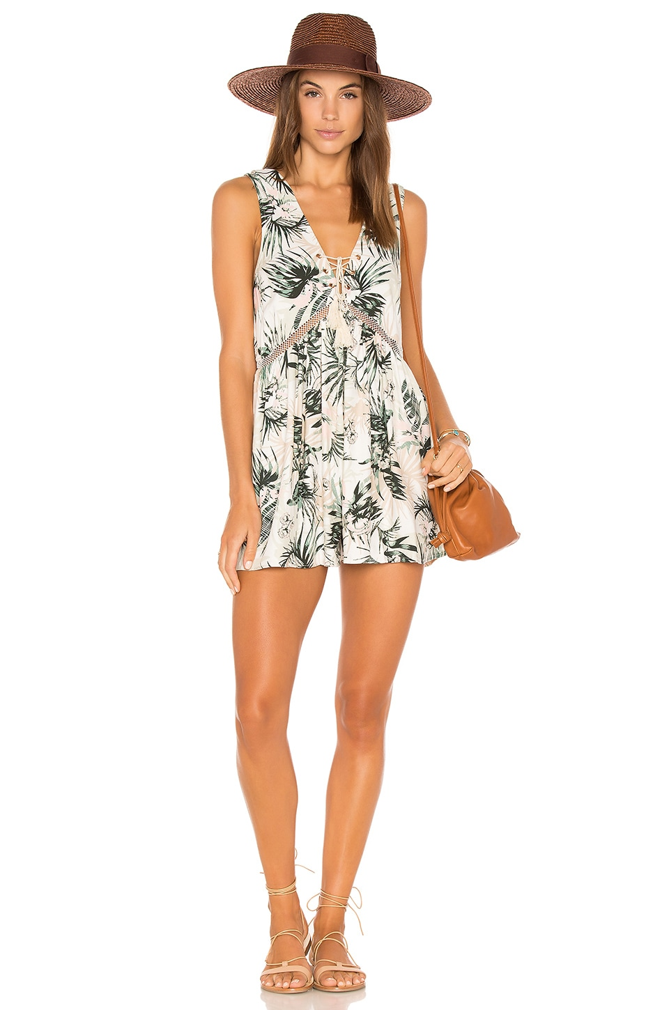 Coastal Roaming Playsuit