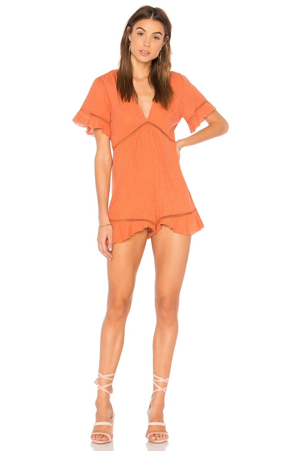Highway To Highway Playsuit