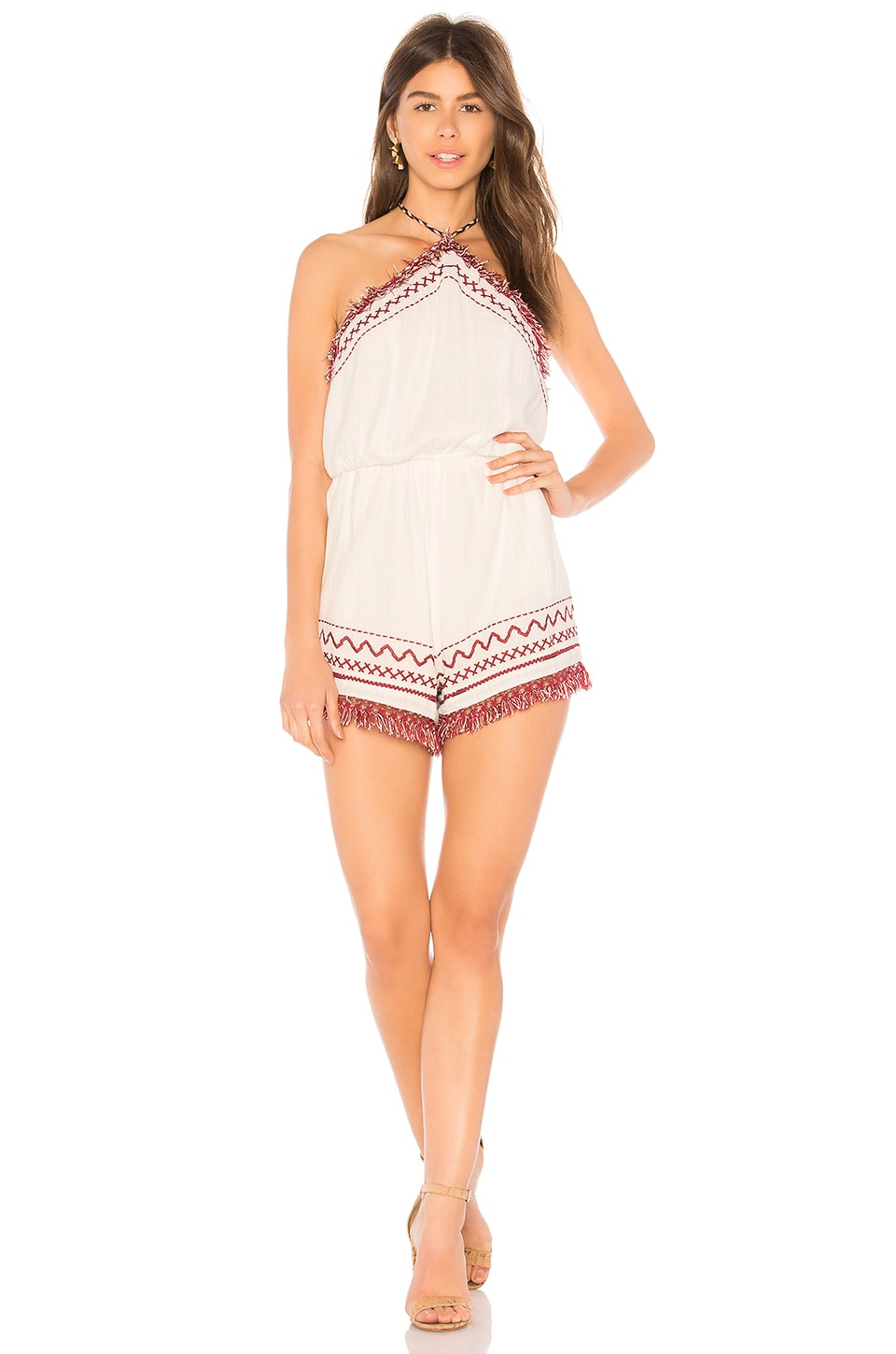 Free We Roam Playsuit