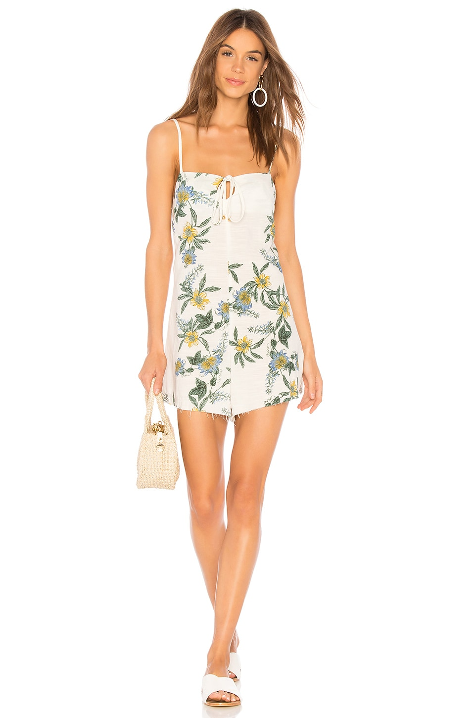Luscious Lands Playsuit