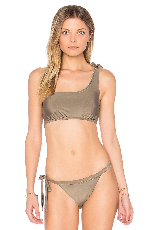 Sunspell One Shoulder Bikini Top by Somedays Lovin Swimwear