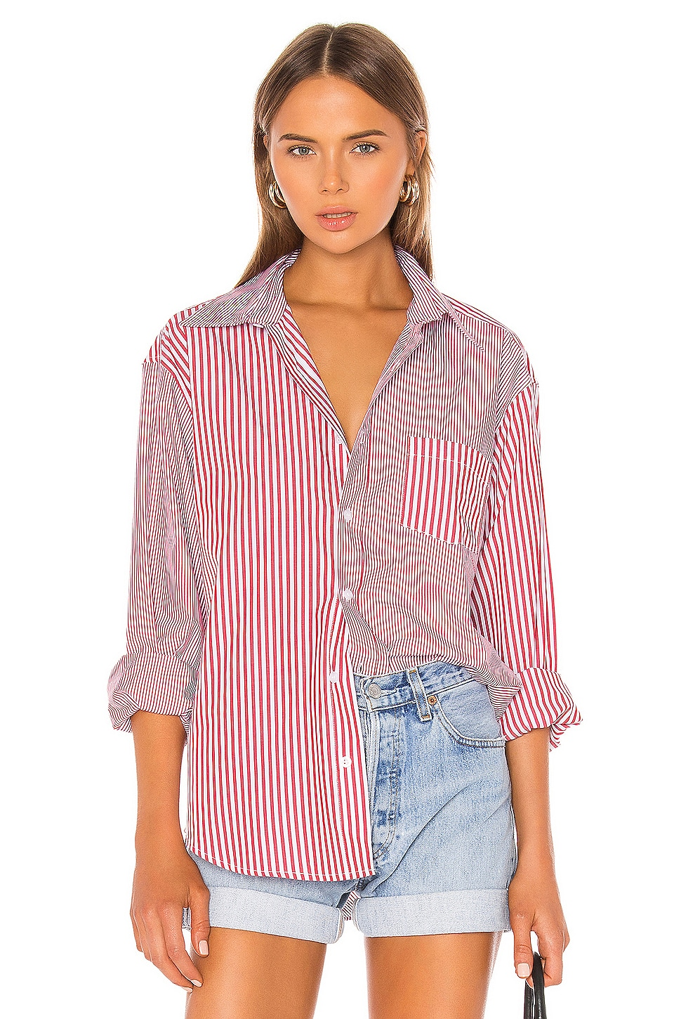 Solid & Striped CHEMISE OXFORD