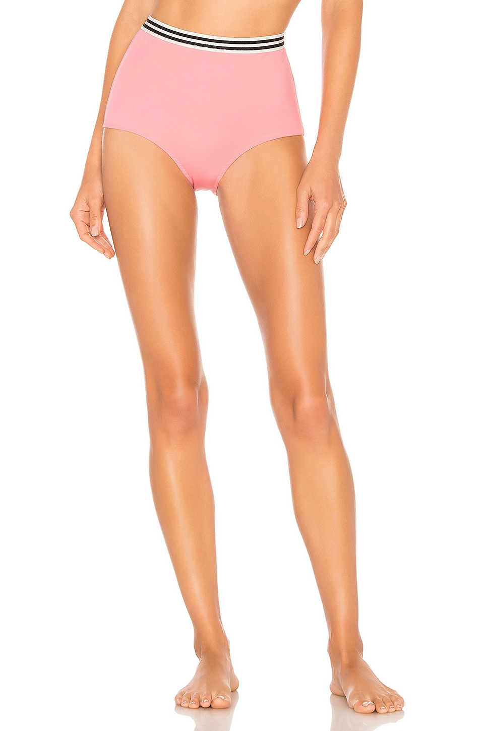 Solid & Striped The Katie Bottom in Flamingo