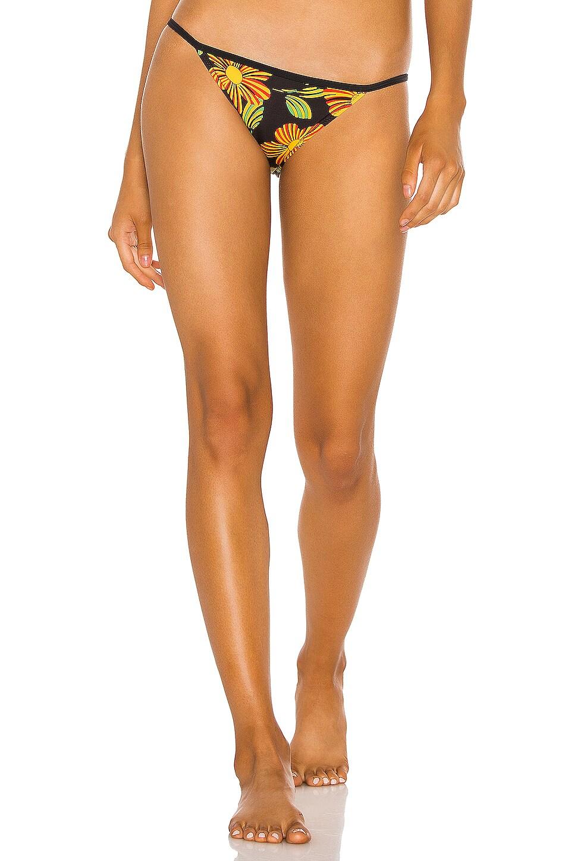Solid & Striped Bianca Bikini Bottom in Mod Floral