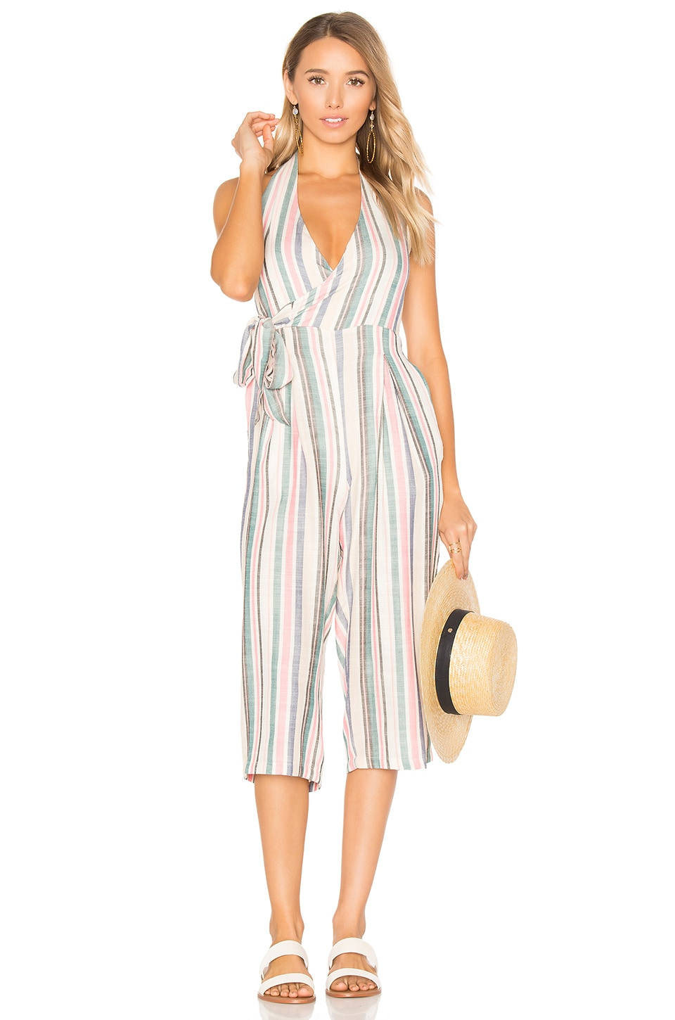 The Camille Jumpsuit by Solid & Striped
