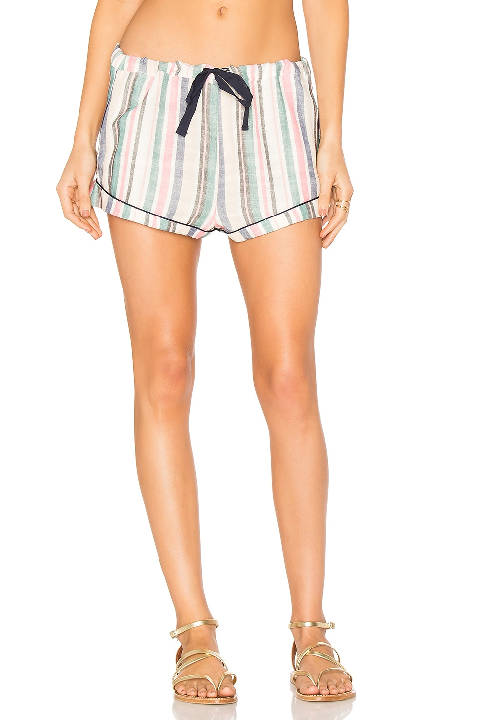 The Tracey Piped Short by Solid & Striped