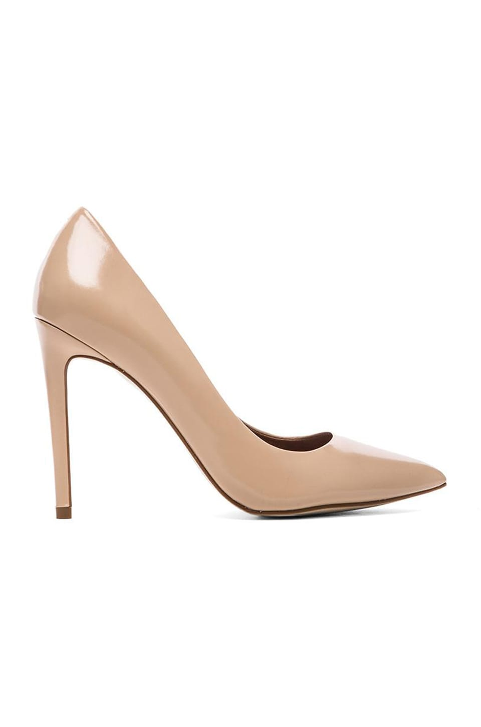 Steve Madden Proto Heel in Blush Leather