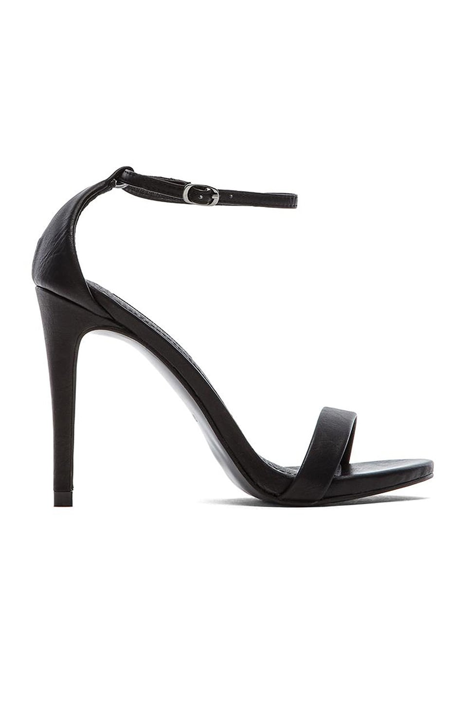 Steve Madden Stecy Heel in Black