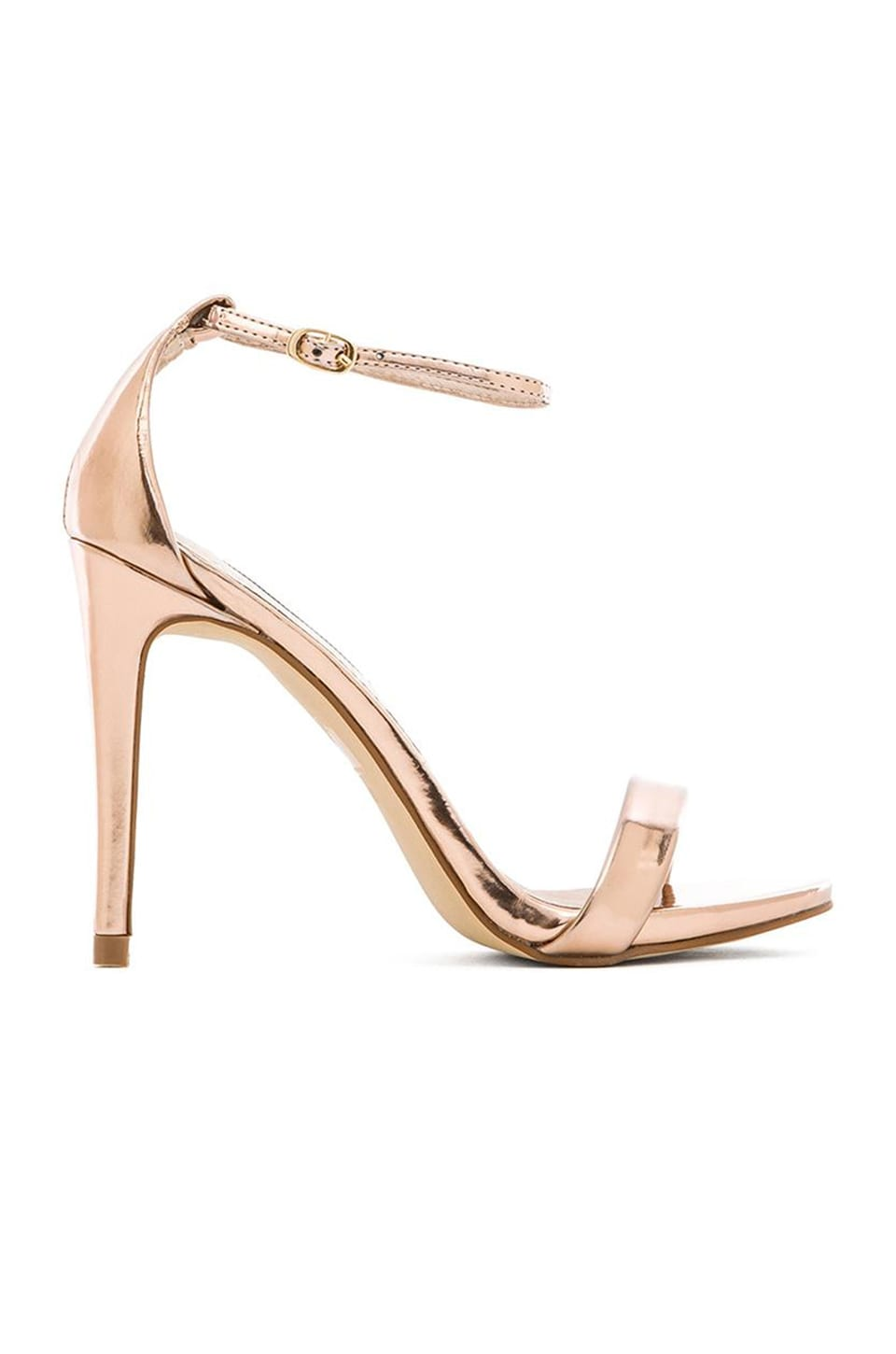 c0d9711b1ae6 Steve Madden Stecy Heel in Rose Gold