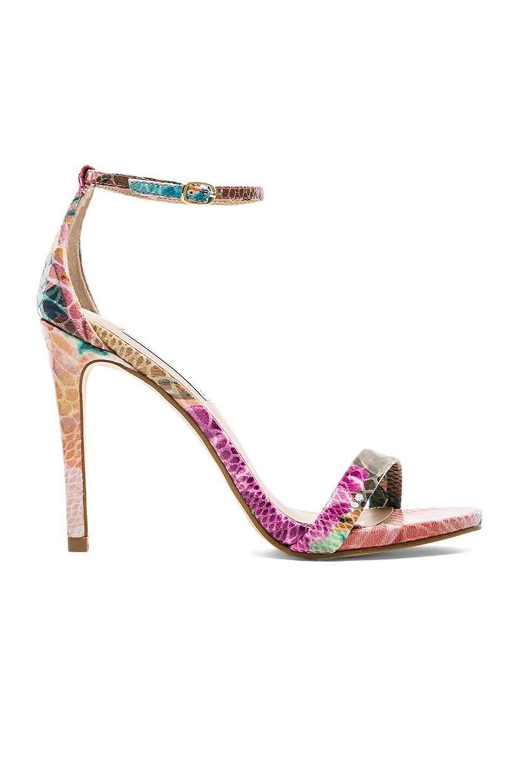 Steve Madden Stecy Heel in Floral Multi