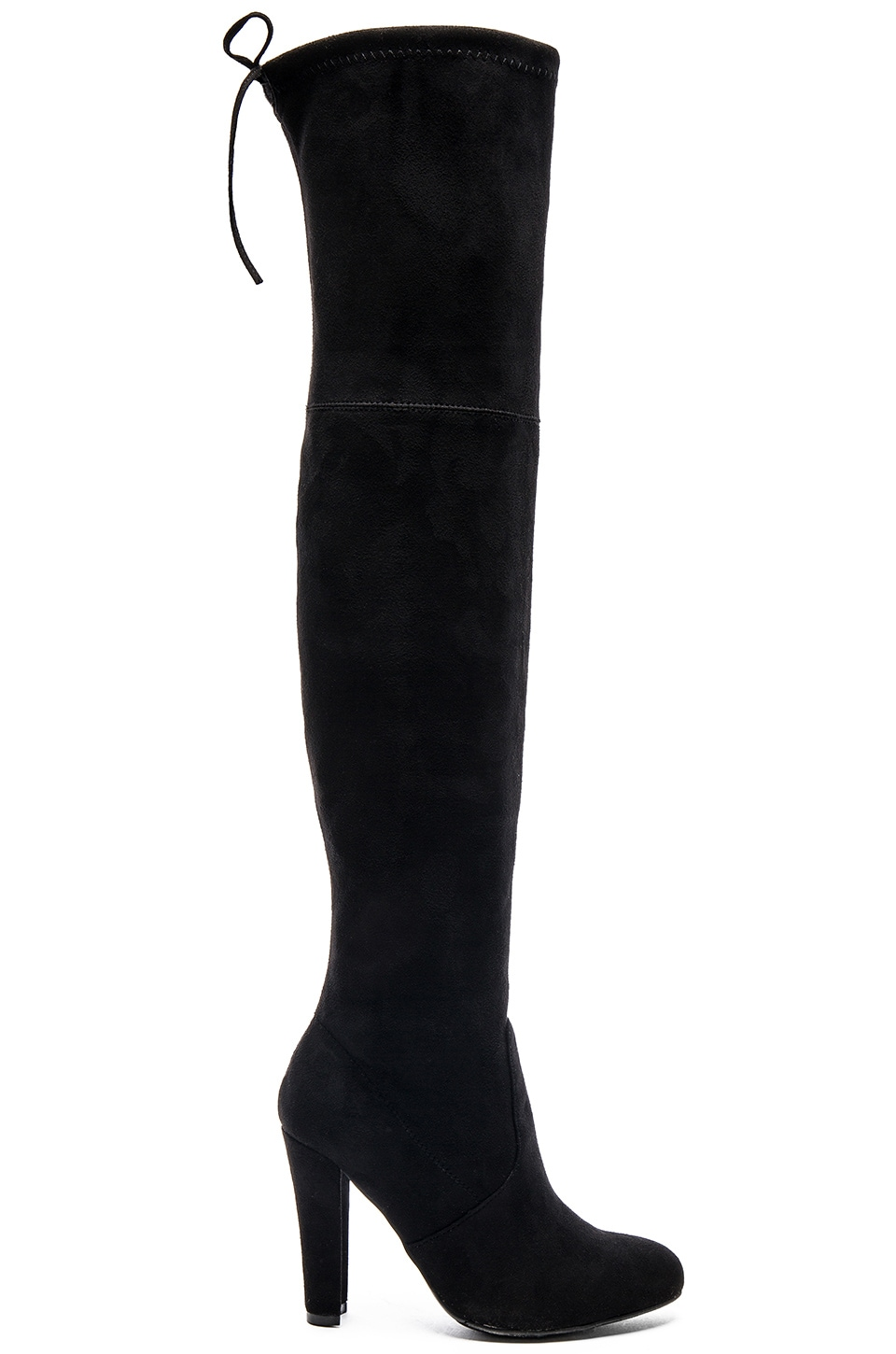Steve Madden Gorgeous Boot in Black