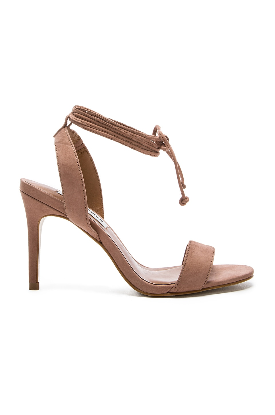 Steve Madden Natlia Heel in Dusty Rose