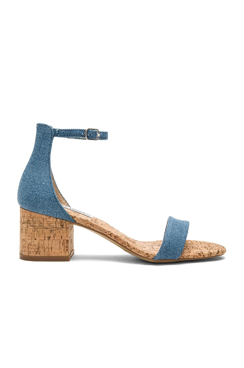 Steve Madden Irenee C Sandals in Denim