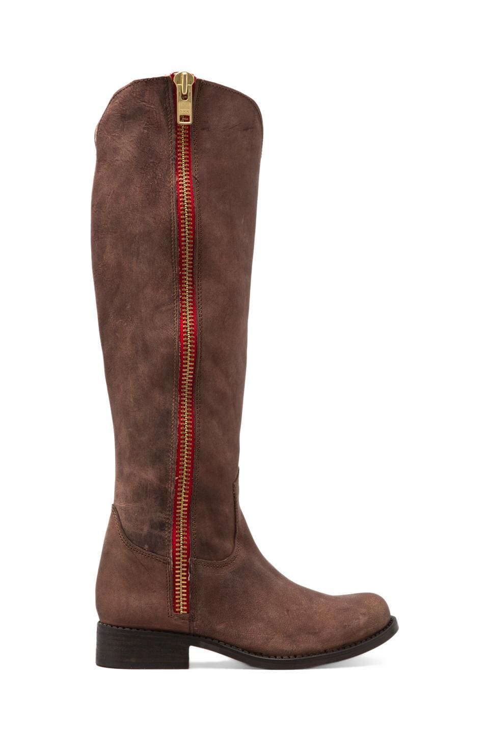 Steve Madden Ruse Boot in Brown Multi