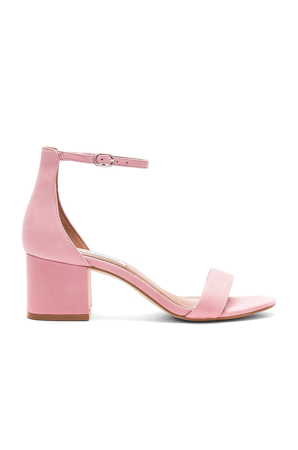 Steve Madden Irenee Sandal in Light Pink
