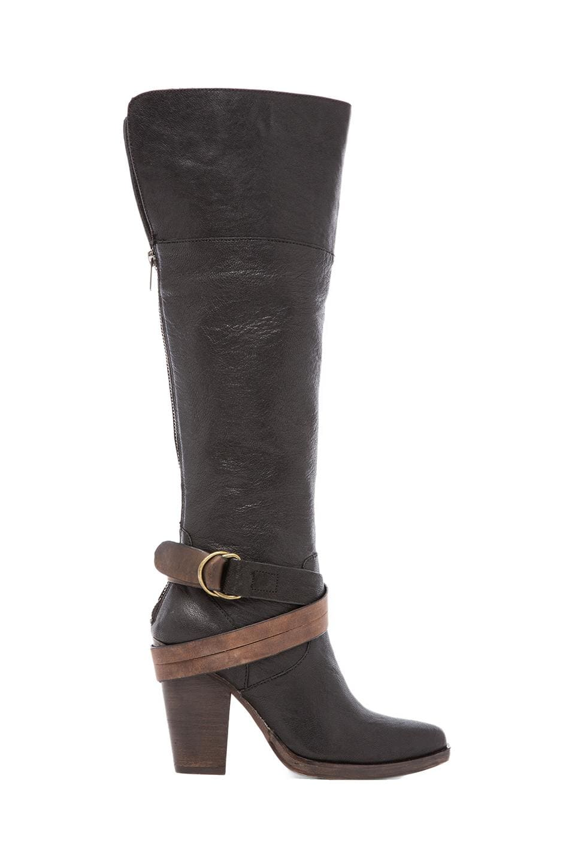 Steve Madden Rockiee Boot in Black