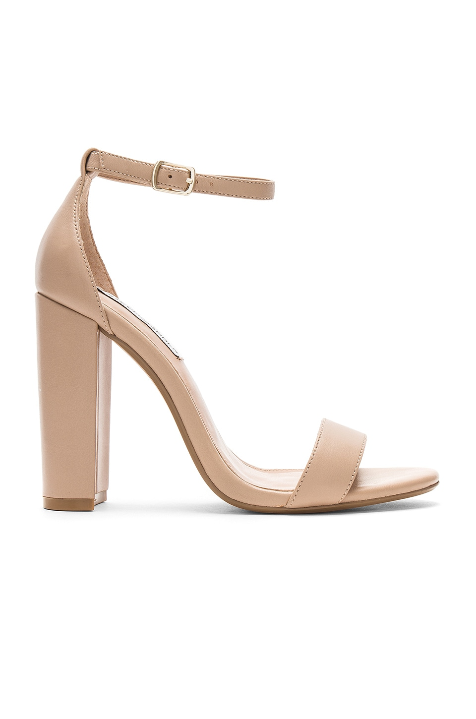 Steve Madden Carrson Sandal in Blush Leather