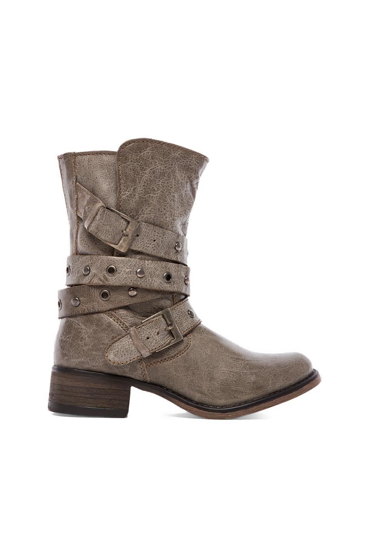 Steve Madden Boxa Boot in Stone