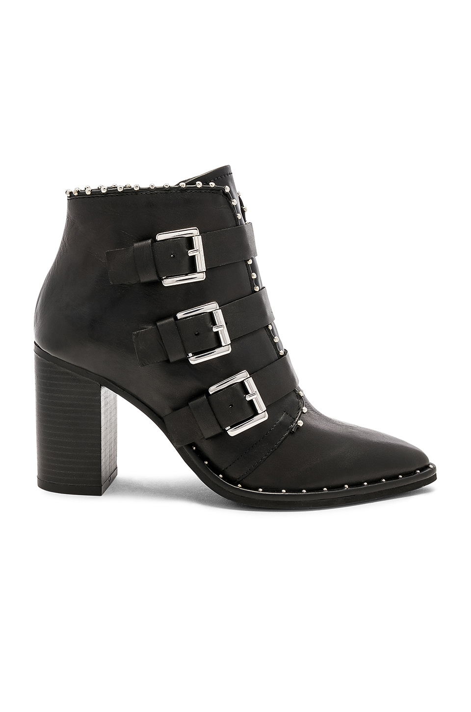 Steve Madden Humble Bootie in Black