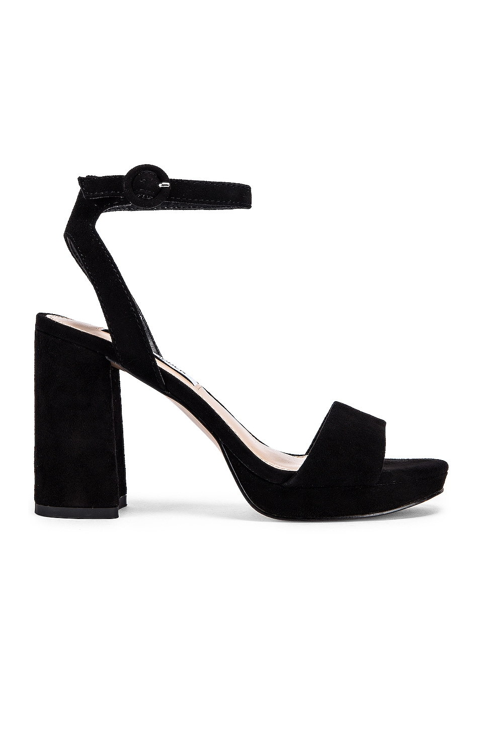 Steve Madden Perch Sandal in Black