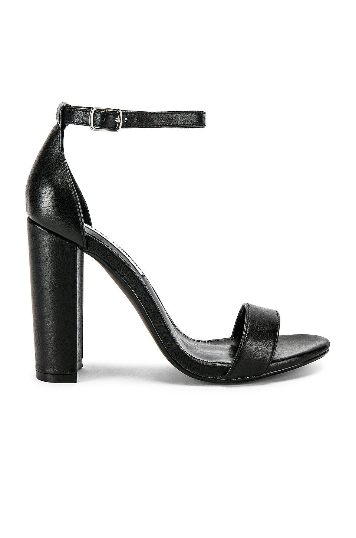 Steve Madden Carrson Sandal in Black