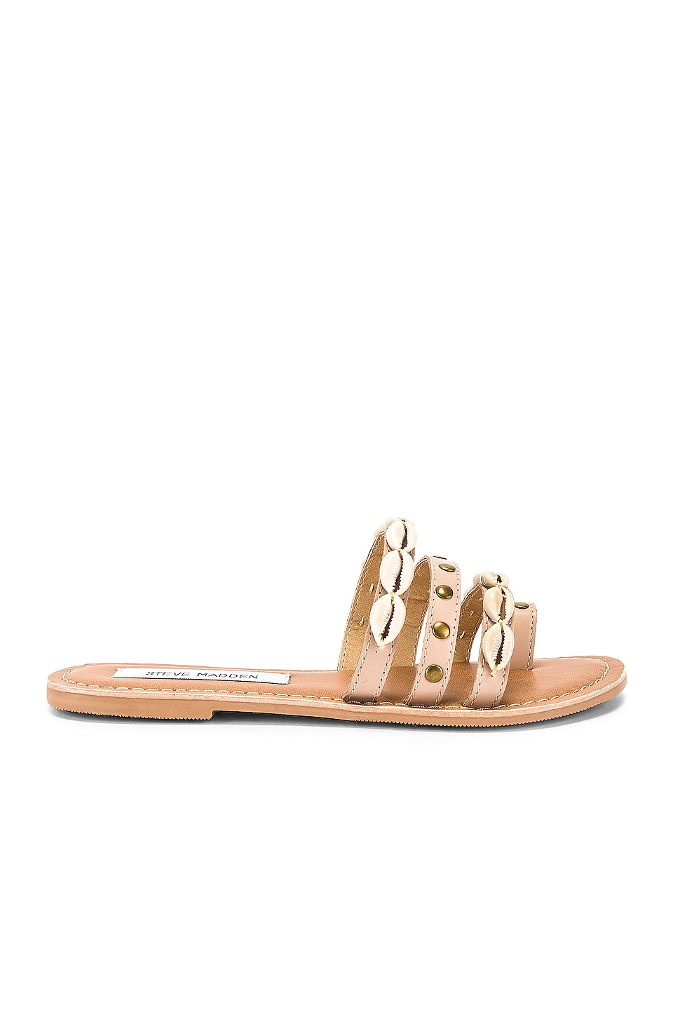 Steve Madden Seashore Slide in Blush Multi