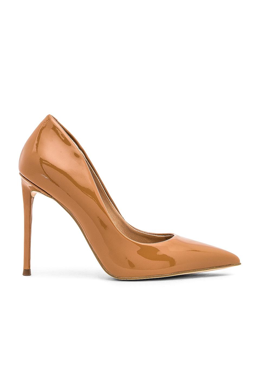 Steve Madden Vala Heel in Camel Patent