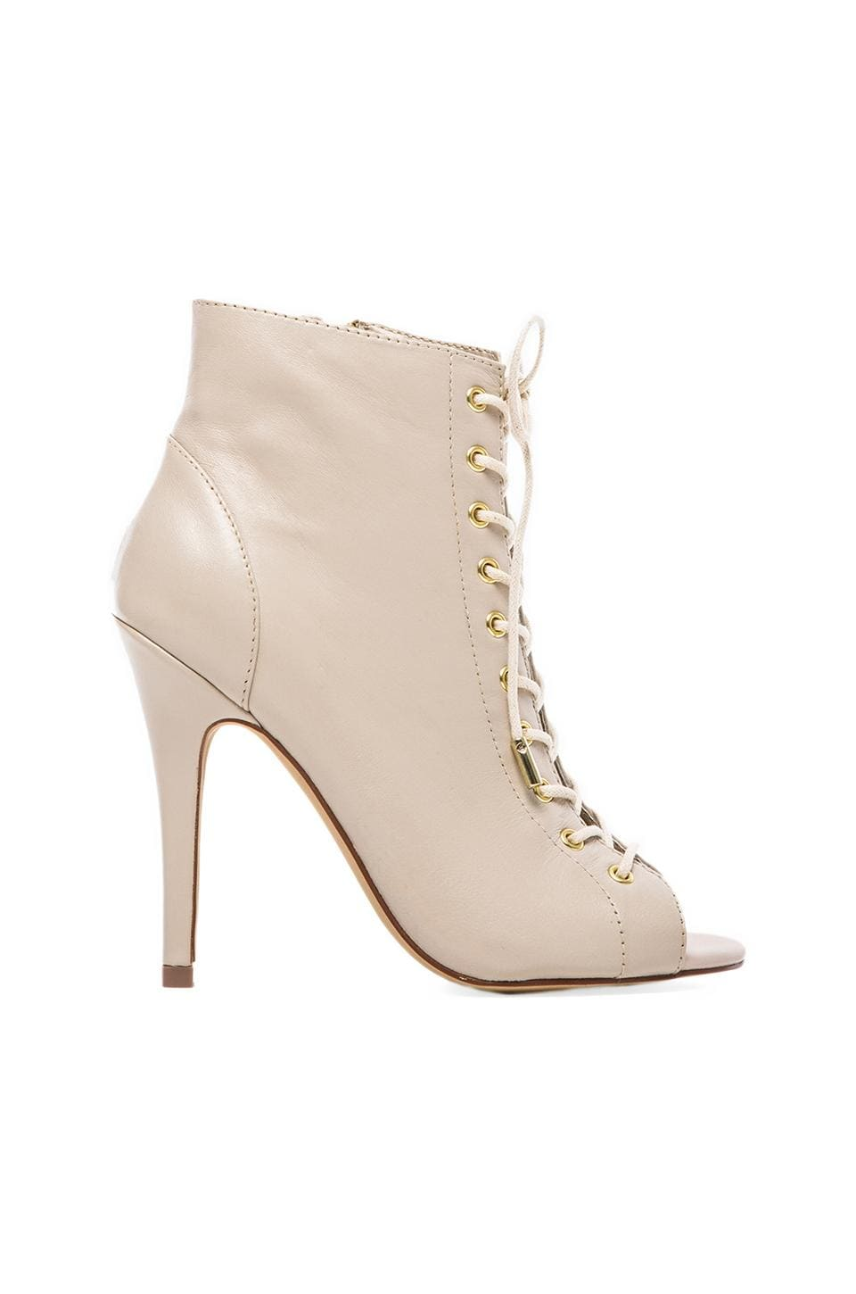 Steve Madden Gladly Bootie in Bone