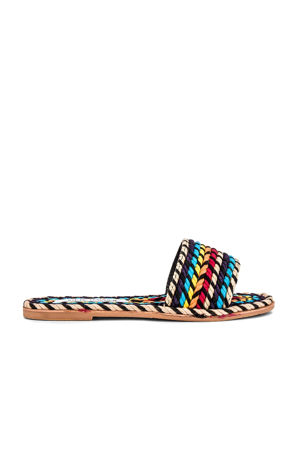 Steve Madden Roper Sandal in Bright Multi