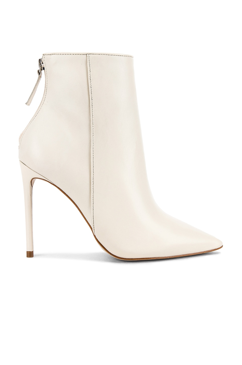 Steve Madden Via Stiletto Bootie in Off White