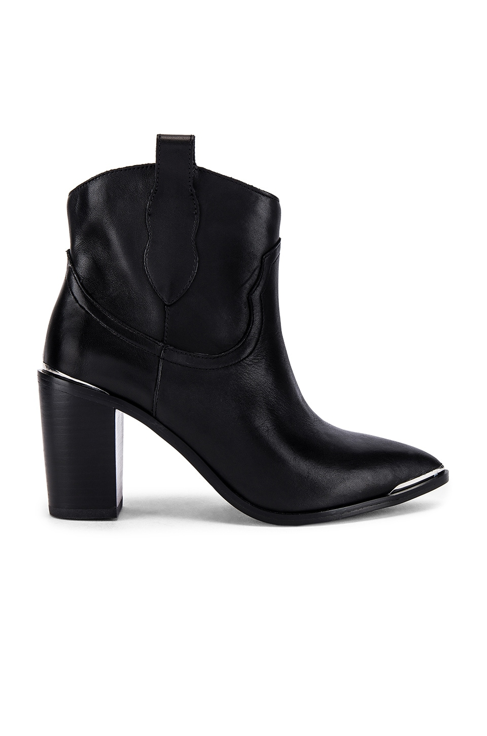 Steve Madden Zora Ankle Boot in Black